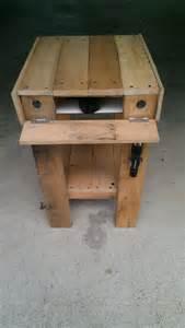 Hidden Gun Table by Hidden Gun Table Woodworking Projects Amp Plans