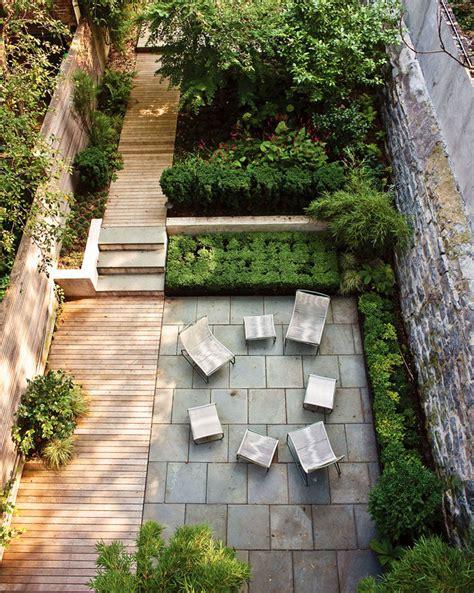 ideas for narrow gardens 16 inspirational backyard landscape designs as seen from