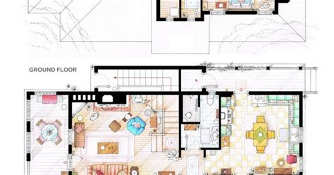 layout of gilmore house these are the floorplans of lorelai rory gilmore s house
