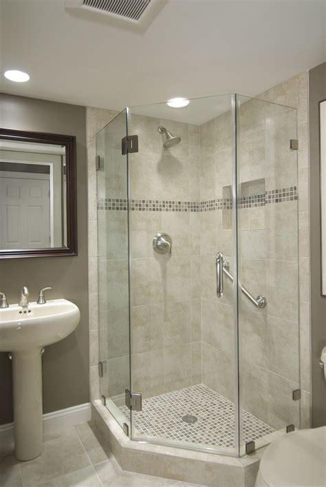 glass shower walls ideas  pinterest