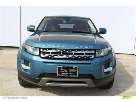 land rover blue 2012 mauritius blue metallic land rover range rover evoque