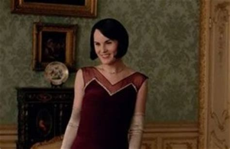 mary crawlley new hairdo dresses of lady edith downton abbey the enchanted manor
