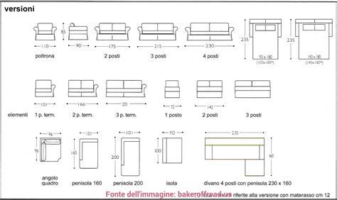 divani due posti misure dimensione divano 3 posti dekiru soho