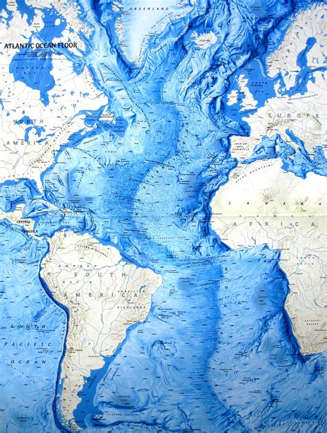 oceans map floor relief maps detailed maps of sea and depths foto gallery on orangesmile