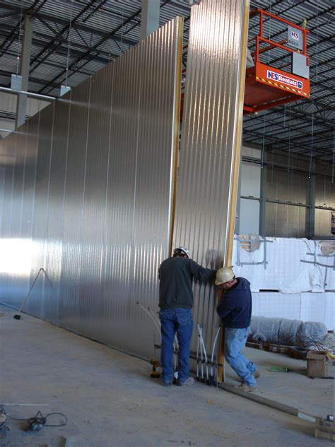 Panel Cold Storage high performing insulated cold storage panels for low