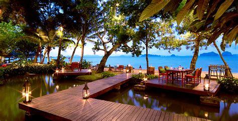 White Dining Rooms by Krabi Hotel The Tubkaak Resort Boutique Resort Krabi