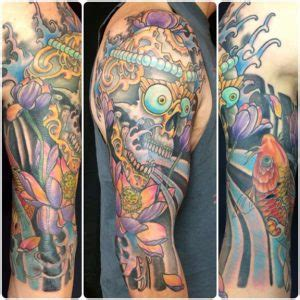 best tattoo shops denver studios with the best geometric tattoos