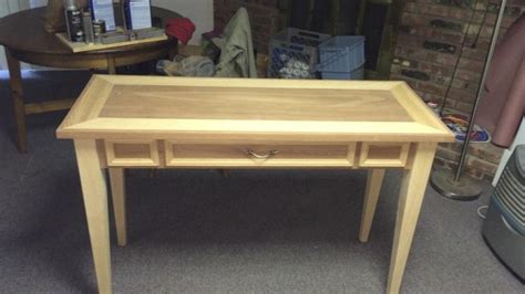 Plans To Build A Desk by Writing Desk Build Takes You Through The Build Process