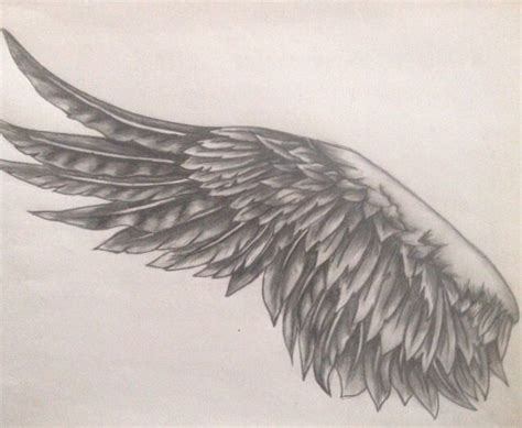 raven wing tattoo 80 best alas images on wings