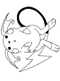 Coloriage Pokemon Sur Hugolescargot Com