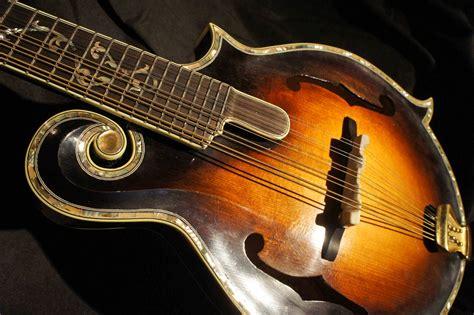 Handmade Mandolin - rosa string works custom made 10 string f style