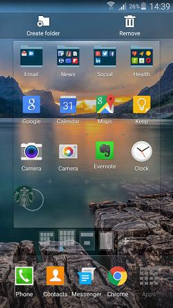 create folder android create colourful folders for apps in android 5