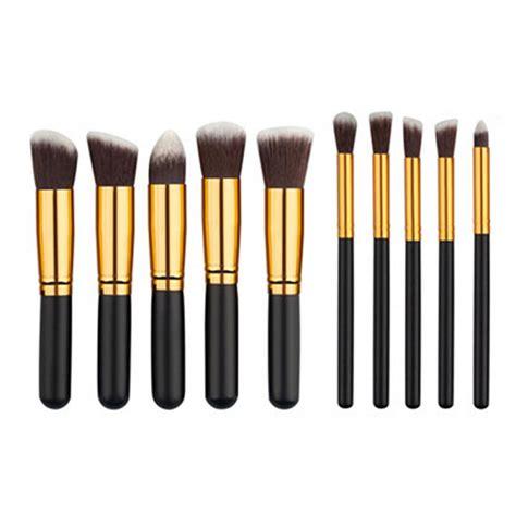 new makeup brush kits 10pcs 1 set professional new makeup brushes tools set