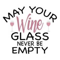 wine glass sayings svg i think i m in love with this design from the silhouette