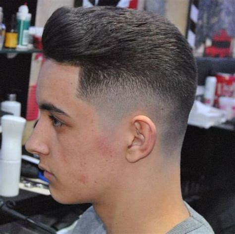 mid fade haircut best taper fade haircuts for men