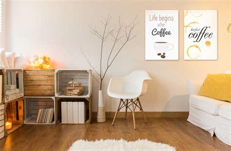 decorazioni interni beautiful salotto beige legno poster caff bianco divano