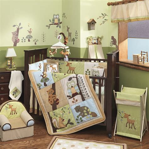 Baby Nursery Bedding Set Baby Boy Bedding Best Baby Decoration