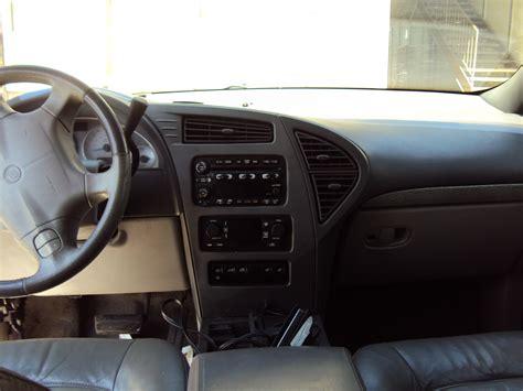 2002 buick rendezvous interior pictures cargurus