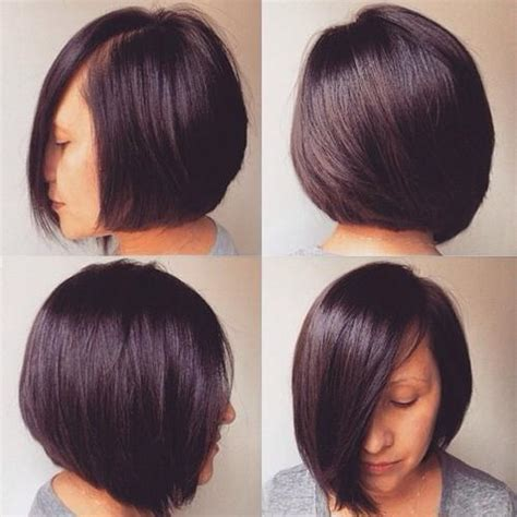 what is the difference between asymmetical bob cut and inverted bob 50 amazing and awe inspiring asymmetrical bobs