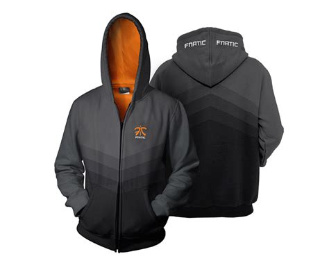 clothing 187 hoodies jackets 187 fnatic player zipper hoodie 2015