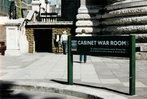 Cabinet War Rooms by Churchill S Cabinet War Rooms