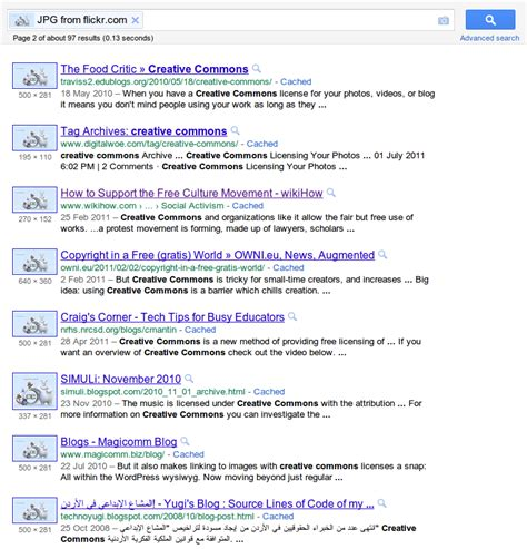 google images creative commons xseeerede2012 creative commons image search google