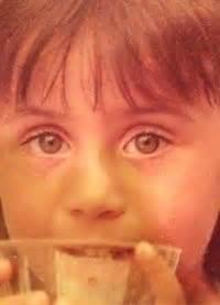 imagenes notas musicales pequeñas fotos de elena tablada ex de david bisbal cuando era