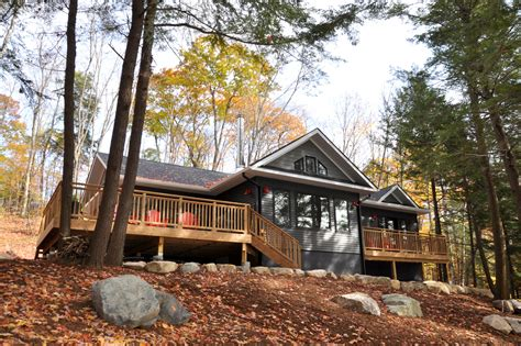 Cottages In Parry Sound by Cottage 489 For Rent On Horseshoe Lake Near Parry Sound