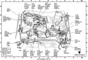 engine diagram pictures with labels ford truck the knownledge