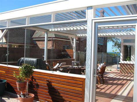 patio idea pergola louvre roof flat season tips for ideal