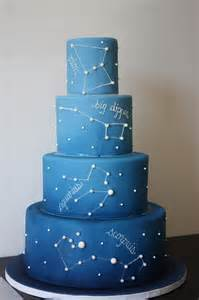 Galaxy cake khandis baby shower pinterest