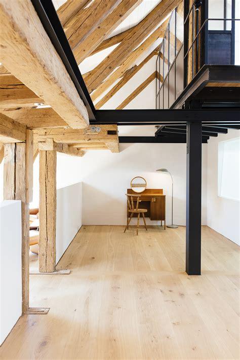 Idee Amenagement Salon 4900 by Gallery Of Farmhouse Renovation Buero Philipp Moeller 15