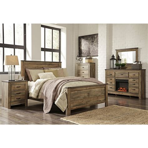 King Bedroom Sets Dallas by Trinell 5pc King Panel Bedroom Dallas Tx