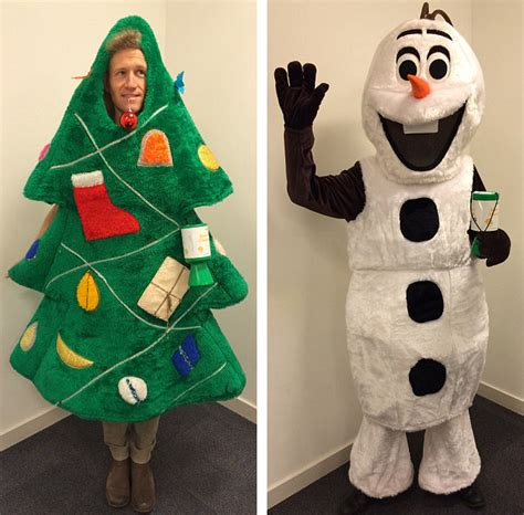 go crazy and try out these 17 christmas dress up ideas