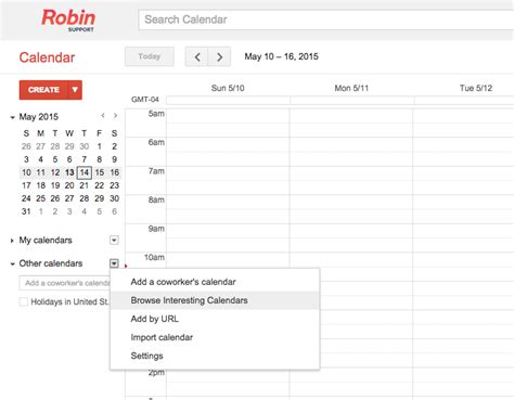 Get More Out Of The Calendar With Resource Booking And Ical Support | how to view resource calendar schedules in google apps