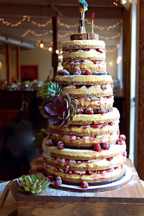 Naked cheesecake cake   My Creations in 2019   Cheesecake