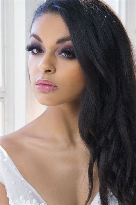Bridal Makeup Artist For Black skin   Makeupology London
