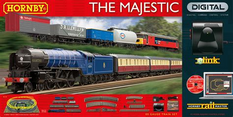 trains sets buy hornby sets at ajm railways browse our