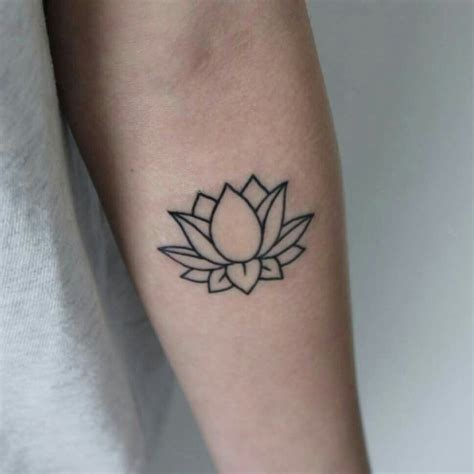 henna style lotus tattoo lotus outline want this ink pi