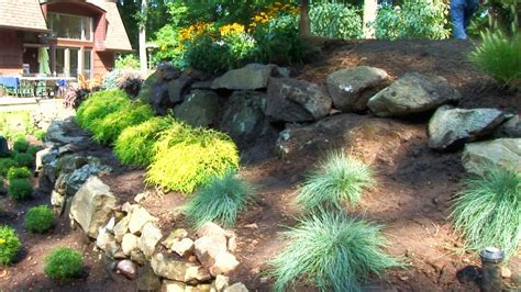 Diy Rock Garden Rock Landscaping Ideas Diy