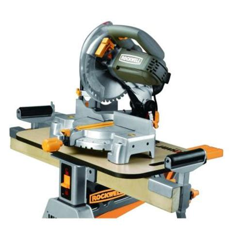 rockwell jawhorse miter saw station rk9110 the home depot