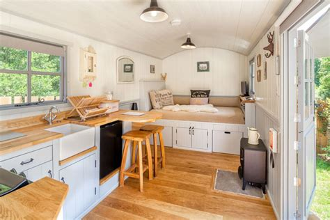 small house interior 20141206sa shepherds hut wagon retreat tiny house interior