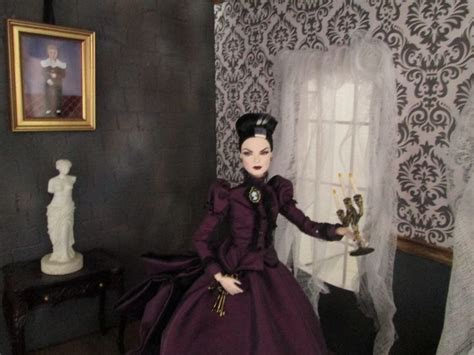 haunted doll this morning my haunted of the manor diorama 1 6