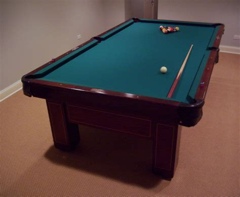 9 brunswick balke collender madison pool ebay