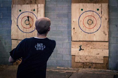 toronto backyard axe throwing league the backyard axe throwing league video