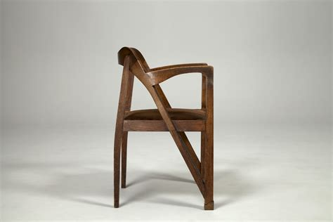 How To Make An Armchair Jacksons Jugend Chair Henry Van De Velde