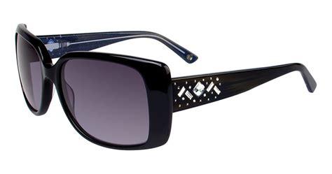 bb7084 flashy sunglasses by bebe at eyeglasses4all