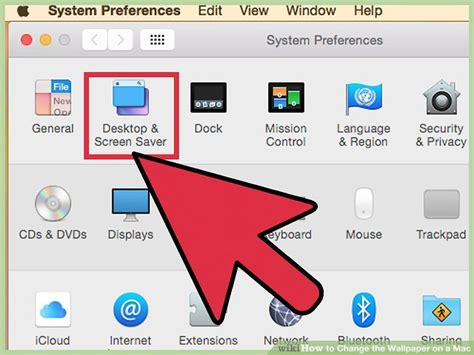 how to change desktop background on mac 4 ways to change the wallpaper on a mac wikihow