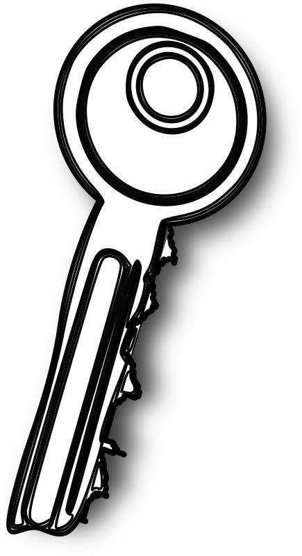 clipart bianco e nero clipart chiave bianco e nero