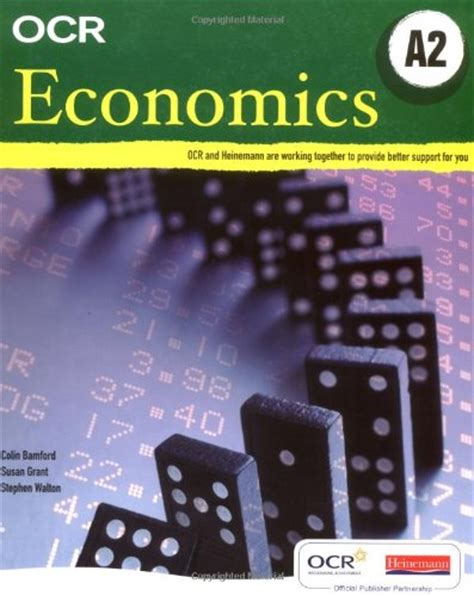 economics books ocr a level economics student book a2 by world of